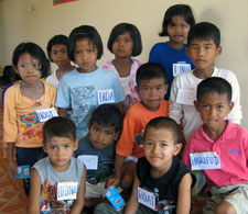 Southern Thailand community development - children's scholarship