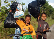 Southern Thailand community development - Waste Management